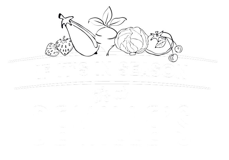 If it's in season it's at DeMille's